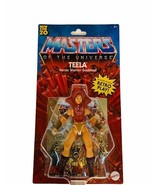 Teela He-man Masters of Universe Origins Action figure toy Unpunched MOT... - $49.45