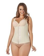 NWT Co'Coon Plus Size 5X Beige Latex Waist Trainer Vest - $49.00