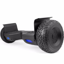 "8.5"" Size -Off-Road- All Terrain UL2272 Certified Bluetooth Hoverboard-Black - $239.99"