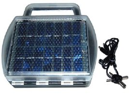 ES907 Universal Solar Battery Charger (In Case) - $39.55