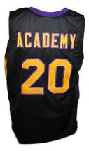 Ben Simmons Montverde Academy Basketball Jersey New Sewn Black Any Size image 2