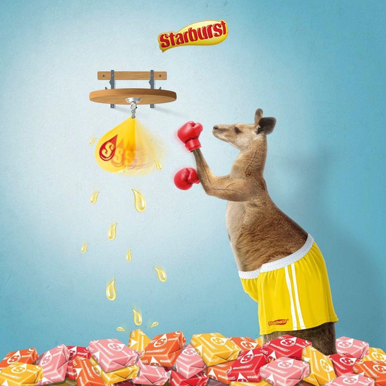 Starburst FaveREDs Fruit Chews Candy (2.07 Oz., 24 Pk.)