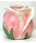RARE Metlox Rose Collector Cookie Jar - $121.25