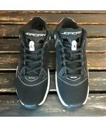 Nike Air Jordan B Loyal Black White Youth Kid Shoe Basketball Sneaker Si... - $69.29