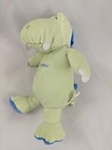 Carters Just One Year Dinosaur Plush Clip On Musical Lights Stuffed Anim... - $9.95