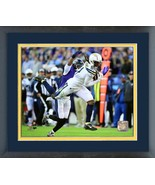 Mike Williams 2018 AFC Wild Card Game -11x14 Matted/Framed Photo - $43.55
