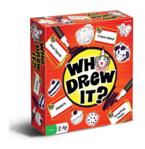 Who Drew It? Family Board Game 8+ 4-8 Players - New - $24.74