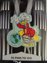 Ludwig Von Drake Disney Pin Countdown to the Millennium 1999 - $14.25