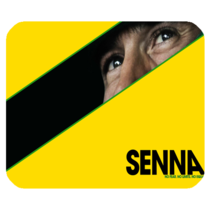 Mouse Pads Ayrton Senna Brazilian Racing Formula One World Champions Mousepads - $6.00
