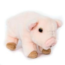 "Pig Plush 7"" Small Pink Peach Stuffed Animal Toy - $13.72"