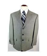 Gianfranco Ruffini Men's size 42S Wool Houndstooth Blazer Sport Coat Jacket - $28.88