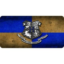 harry potter ravenclaw house logo license plate made in usa - $28.49