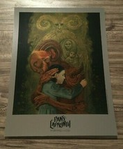 PAN'S LABYRINTH The Labyrinth Of The Faun NYCC COMIC CON EXCLUSIVE POSTE... - $14.85