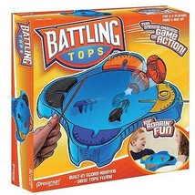 Pressman Toys Battling Tops Classic Game 2 to 4 Player ( Age 4 and up ) - $20.34