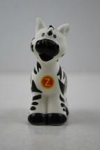 "FISHER PRICE LITTLE PEOPLE Alphabet Zoo Letter ""Z"" Zebra - $2.96"