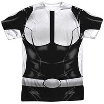 Valiant Comics DR Doctor Mirage Costume Outfit Uniform Allover Front T-s... - $26.99+