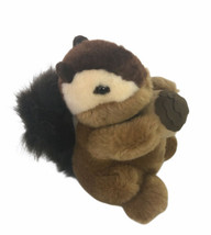 """Russ Berrie Scampers the Squirrel Plush 8"""" Stuffed Animal - $24.50"""
