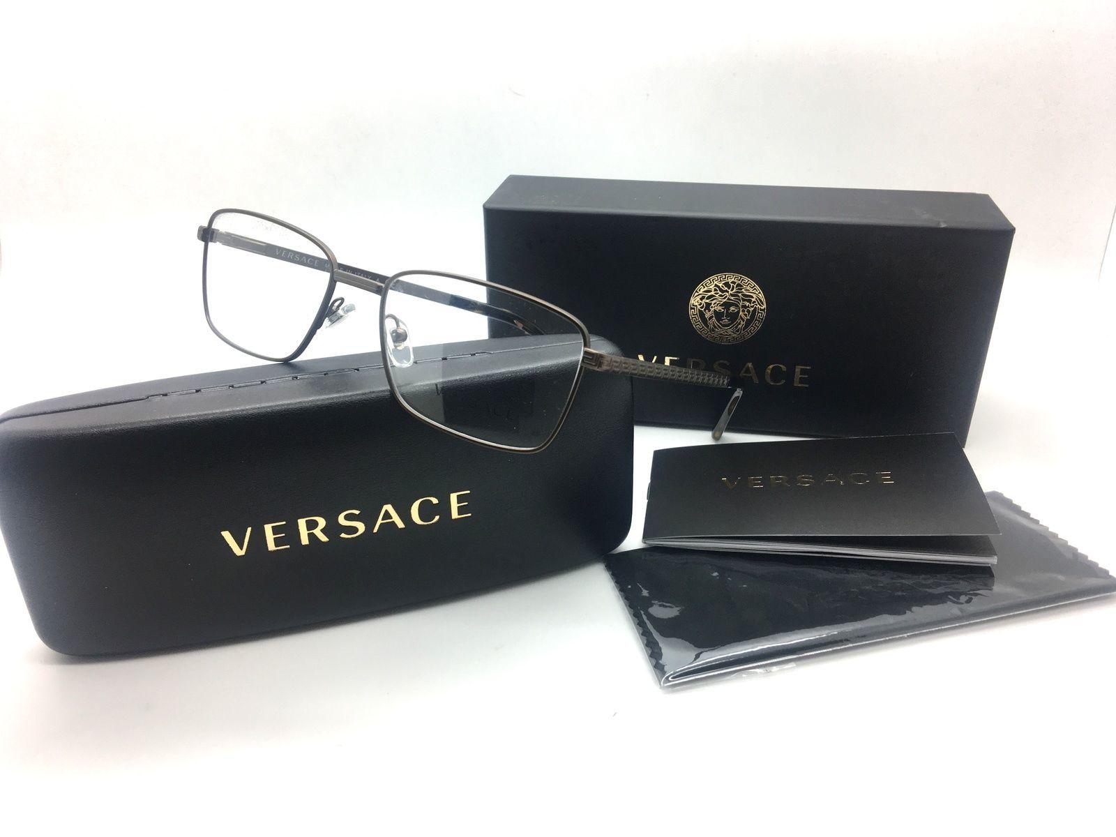 1d3af95356c7 Versace Women Brown Rectangular New and 50 similar items