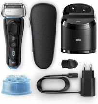 Braun series 8 8385 cc electric shaver mens rechargeable cleaning station - $639.56