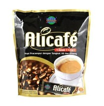 2017 Alicafe Tongkat Ali Ginseng Pekat Concentrated Coffee Mix 5 in 1,15... - $15.00