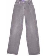Levi jeans men SilverTab 29x34 USA Baggy vintage black mid rise 100% cot... - $29.69