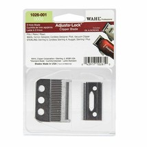 Wahl Clipper Blade 3-hole #1026-001 fits most wahl clippers. FREE SHIPPING - $17.75