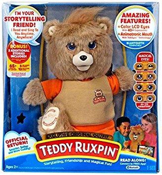 Teddy ruxpin 2