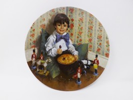 "Reco ""Little Jack Horner"" Collectible Plate - Mother Goose Series - $16.14"