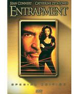 Entrapment (DVD, 2006, Special Edition Widescreen Sensormatic) - Like New - $4.98