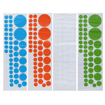 [NEW] 42x21cm 1Color Only Bubbles Wall Sticker Bathroom Window Shower Ti... - $3.88