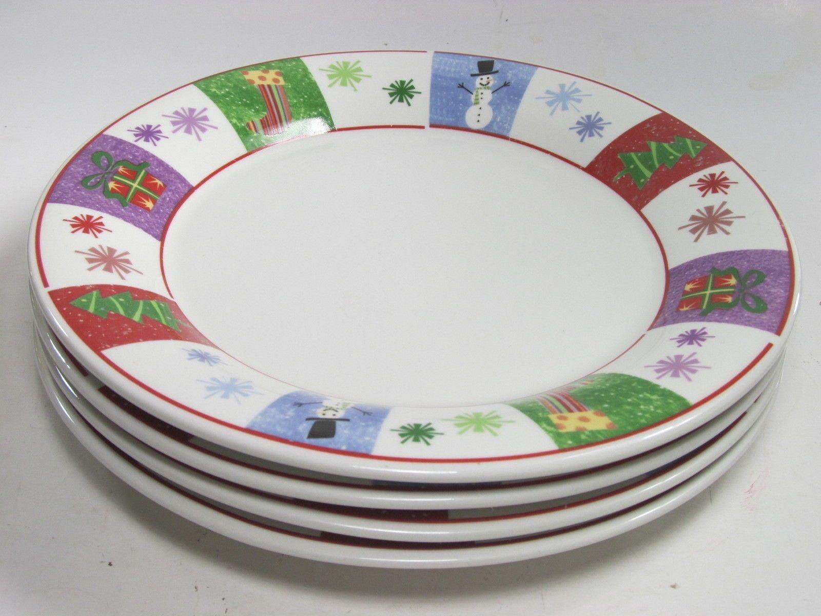 ... Oneida Holiday Surprise Casual Settings Dinner Plate/s 10  & Oneida Holiday Surprise Casual Settings and 31 similar items