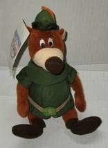 """Authentic Disney Store Robin Hood Little John Mini Bean Bag Plush 8""""  - $9.11"""