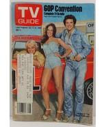 TV Guide Magazine July 12, 1980 The Dukes of Hazzard - $3.99