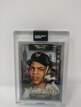 Topps PROJECT 2020 Card 309 1952 Willie Mays by Ben Baller New York Giants  - $28.49