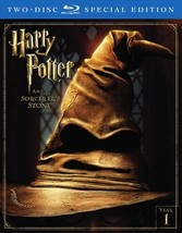 Harry Potter & The Sorcerers Stone (Blu-Ray/Digital Hd/Ultraviolet/2 Disc)