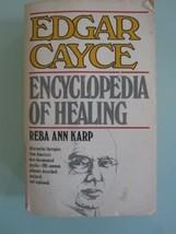 Edgar Cayce encyclopedia of healing Karp, Reba - $1.99