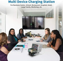 10 Ports Charging Station for Multiple Devices  NTONPOWER USB Fast Charg... - $35.52+
