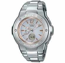 Casio Baby-G MSG-3300D-7BJF Tripper Multiband 6 Atomic Solar Ladies Watch - $602.66 CAD