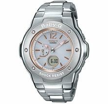 Casio Baby-G MSG-3300D-7BJF Tripper Multiband 6 Atomic Solar Ladies Watch - $453.36