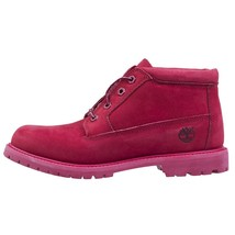 Timberland Shoes Nelllle Chukka Double Red, A14G2 - $128.91