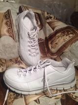 WOMEN'S SKECHERS WHITE 11798 SYNERGY ELITE STATUS MEMORY FOAM SNEAKERS ... - $24.74