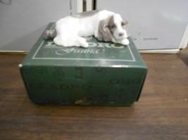 Lladro Mini Cocker Spanial #5310 Private Collection w/box - $92.57