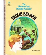 The Mystery of the Midnight Marauder (Trixie Belden) Paperback April, 19... - $9.76