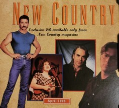 New Country April 1995 Cd image 1