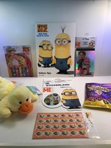 Easter Despicable Me Girls Pre-Made & Pre-Filled Gift Basket  - $30.57