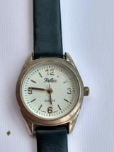 Reflex women's quartz watch with genuine leather Speidel strap - $7.69