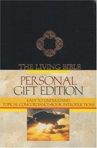 The Living Bible: Personal Gift Edition/Black Tyndale House Publishers - $23.76
