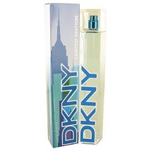 Dkny Summer Cologne by Dnn Krn 3.4 oz Energizing Eau De Cologne Spray (2... - $38.40