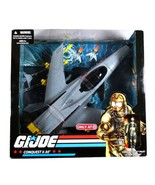 G.I. JOE Exclusive Deluxe Vehicle Conquest X-30 with Lt. Slip Stream - $237.11