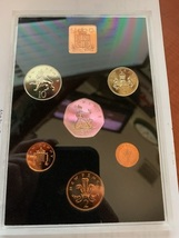United Kingdom mint set of coins 1978 - $24.95